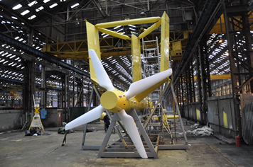 Tidal Power News